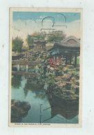 Pékin (Chine) :  Jardin Du Palais Impérial En 1930 PF. - Cina