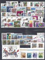 Bund Jahrgang 1996 Gestempelt (17053) - BRD