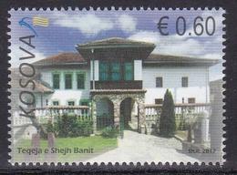 Kosovo 2017 Monumental Arts, Architecture, Buildings, Value 0,60 Definitive Stamp, MNH - Kosovo
