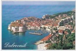 Postcard Dubrovnik Croatia My Ref B22259 - Croatia