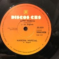 Sencillo De Mito García Año 1966 - Classical
