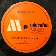 Sencillo Argentino De Los Del Suquía Año 1972 - World Music