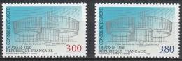 France   .     Yvert   .   Service  116/117       .      **     .    Neuf SANS Charniere  .   /    .  MNH - Dienstzegels