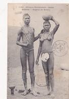 CPA AFRIQUE OCCIDENTALE SOUDAN Région De Koury Types BOBOS Nu Ethnologique Ethnie Eros Nude - Afrique