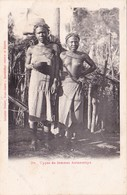 CPA AFRIQUE Types De Femmes Antandroys Nu Ethnologique Ethnie Eros Nude Collection Chatard - Afrique