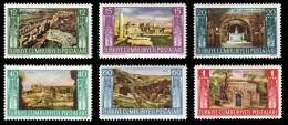 (ES) Turkish Tourist Propaganda Of Ephesus Stamps Set Esse MH* - 1921-... República