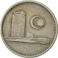 Malaysie, 10 Sen, 1968, Franklin Mint, TTB, Copper-nickel, KM:3 - Malaysie