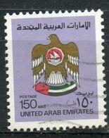 United Arab Emirates 1982 150f National Arms Issue #151 - Verenigde Arabische Emiraten
