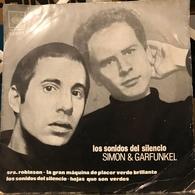 EP Argentino De Simon & Garfunkel Año 1968 - Country & Folk