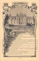 37 - Château De LA VILLE AU MAIRE - Langeais