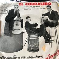 EP Argentino De Hernán Figueroa Reyes Año 1967 - World Music