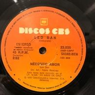 Sencillo Argentino De Leo Dan Año 1978 - Vinyl-Schallplatten