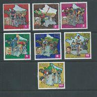 Equatorial Guinea 1973 Tour De France Bicycle Race Set 7 FU - Mountain Bike