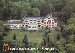 CPM  De  ANNECY  (74)  -  HOTEL Des TRESOMS Et De LA FORET   //  TBE - Annecy