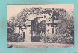 Small Postcard Of Bailey Gurard Gate,Lucknow, Uttar Pradesh, India,Q91. - India