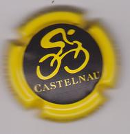 Capsule Champagne DE CASTELNAU ( 8a ; UTRECHT Edition 2015 Noir Et Jaune ) 5€ {S08-18} - Champagne
