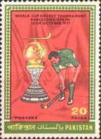 PAKISTAN MNH (**) STAMPS (  World Cup Hockey Tournament, Barcelona -1971) - Pakistan
