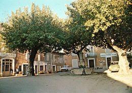 Villedieu Place De La Liberation   CPM Ou CPSM - France
