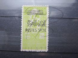 "VEND BEAU TIMBRE DE SYRIE N° 292 , "" R "" TRONQUE , XX !!! - Syria (1919-1945)"