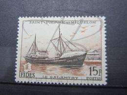 VEND BEAU TIMBRE DE SAINT-PIERRE ET MIQUELON N° 352 , XX !!! - St.Pierre Et Miquelon