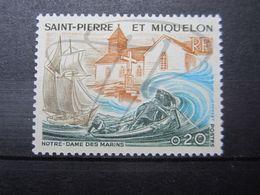 VEND BEAU TIMBRE DE SAINT-PIERRE ET MIQUELON N° 440 , XX !!! - St.Pierre Et Miquelon