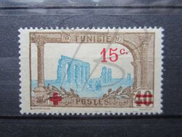VEND BEAU TIMBRE DE TUNISIE N° 62 , XX !!! - Unused Stamps