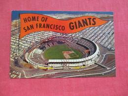 Baseball Stadium Home Of San Francisco Giants-ref 2843 - Baseball