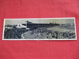 Bi Fold-- 1940 Kentucky Derby Churchill Downs Louisville KY. -ref 2843 - Autres