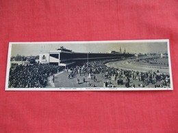 Bi Fold-- 1940 Kentucky Derby Churchill Downs Louisville KY. -ref 2843 - Postcards