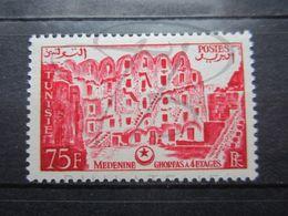 VEND BEAU TIMBRE DE TUNISIE N° 382 , XX !!! - Tunisie (1888-1955)
