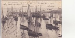 CPA - 3971 - CONCARNEAU - Aspect Du Port Pendant La Pêche Vue Des Fortifications - Concarneau