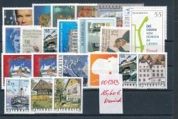 Österreich €- Nominale Lot    -nettes Lot   (oo1313  ) Siehe Scan - 1945-.... 2ème République