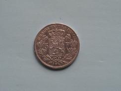 1869 FR - 5 FRANCS ( Morin 156 - For Grade / Please See Photo ) ! - 09. 5 Francs