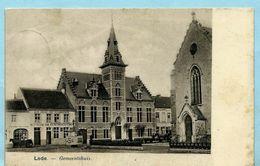 LEDE - Gemeentehuis - Lede