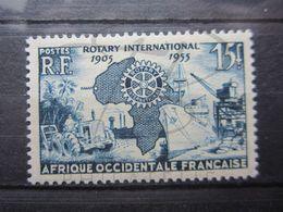 VEND BEAU TIMBRE D ' A.O.F. N° 53 , XX !!! - A.O.F. (1934-1959)
