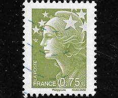 FRANCE 4473 Marianne De Beaujard Oblitéré - 2008-13 Marianne De Beaujard