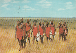 Masai Ak124433 - Postcards