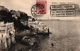 ITALIE - NAPOLI - POSILLIPO PANORAMA - Non Classés