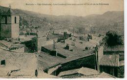 BARJOLS Vue Générale Les Condamines Surnommé Le Tivoli De La Provence -1925 - Barjols