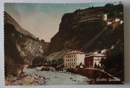 980- Cartolina Sondrio Località Gombaro Scorcio Panoramico Vera Fotografia - Sondrio