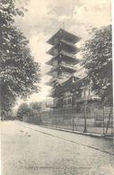 Bruxelles - CPA - Laeken - La Tour Japonaise - Places, Squares