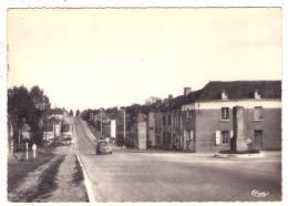 GF (53) 254, Saint St Berthevin, Combier 544, Colonne, 2 Cv Citroen Camionnette - Andere Gemeenten