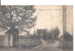 ASSENT,DE PASTORIJ.viaggiata 1934.fp.4821 - Bélgica