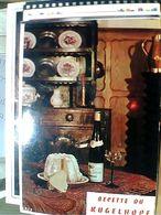 Cuisine Alsacienne - Kugelhope - Gateau Traditionnel BOTTIGLIA VINO  VB1985 GO21833 - Ricette Di Cucina
