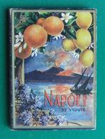 Livret Dépliant Sur Naples - Napoli - 32 Vues Ou Vedute - Dépliants Touristiques