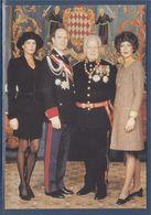 = S.A.S. Le Prince Rainier III De Monaco SAS Le Prince Héréditaire Albert SAS Princesse Caroline SAS Princesse Stéphanie - Familles Royales