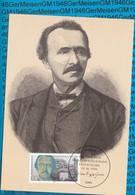 Germany Maximum Card MiNr.1480 / 100.Todestag Heinrich Schliemann - [7] République Fédérale