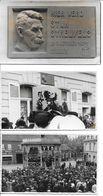 Inhuldiging Huis Van Stijn Streuvels (3 Fotokaarten) - Schrijvers