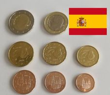 Espanha  KMS  - 8 Coins   - 2018 UNC - Espagne
