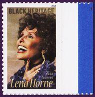 USA 2018. Scott #5259. BLACK HERITAGE : LENA HORNE. JAZ & POP SINGER. Neuf, Postfrisch, MNH (**) - Etats-Unis